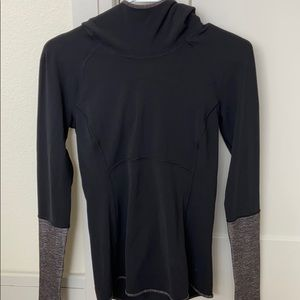 lululemon pullover hooded size 6